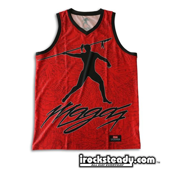 MAGAS (Spearman Limited Edition) Jersey