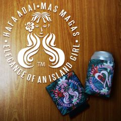 MAS MAGAS (Paradise) Coozie