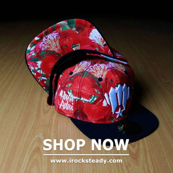 MAGAS (Original Logo Flame Tree) Snapback