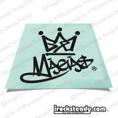670 MAGAS CROWN DECAL