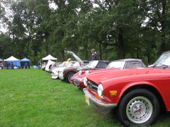 02 - FALLFEST 2018 ALL BRITISH AUTOMOBILES & MOTORCYCLES ARE WELCOME. TO BE HELD AT HISTORIC FOSTERFIELDS FARM. Price changes after September 18.