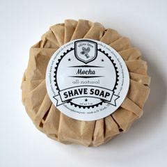 Shave Soap - Mocha