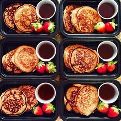 Protein Pancakes Breakfast Add On Menu