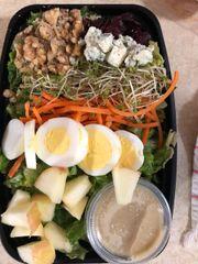 Meatless Cobb Salad Monday Meatless Menu