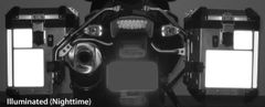 RK-32 BMW Motorcycle Reflective Kit: -- -- Fits the BMW F800GS Adventure Bags
