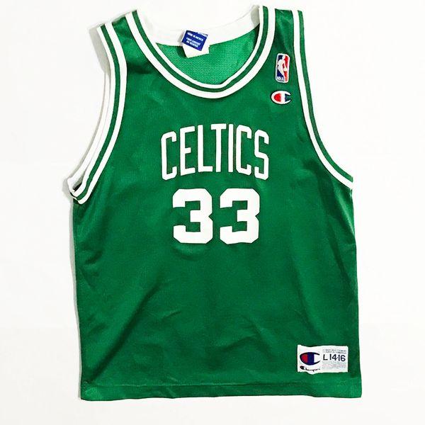 f5369d51c9e low cost vintage boston celtics larry bird basketball champion jersey 10aa1  acd26