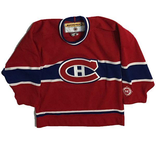 d9e5ef730e1 Vintage NHL Montreal Canadiens KOHO Hockey Jersey