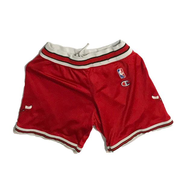 6184e56a2 Vintage NBA Chicago Bulls Basketball Champion Jersey Shorts ...