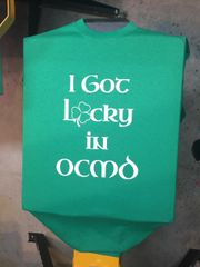 I Got Lucky In OCMD Hoody