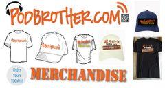 #StickwiththePodbrother Merchandise