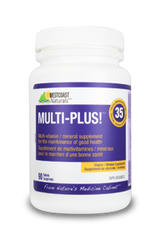 Multi-Plus! Adult Vitamin & Minerals