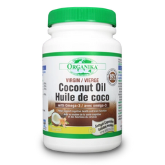 Coconut Oil w/Omega-3