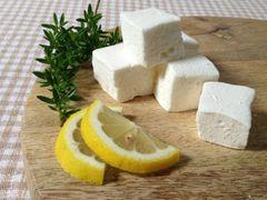 Lemon-Thyme Marshmallow