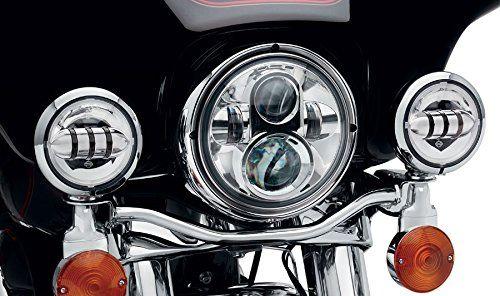 7 Inch Harley Daymaker Led Headlight  2x 4 2 U0026quot  Fog Light