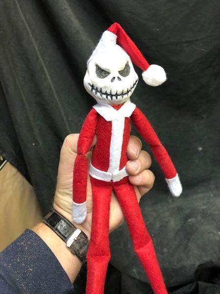The Creeps- Santa Jack