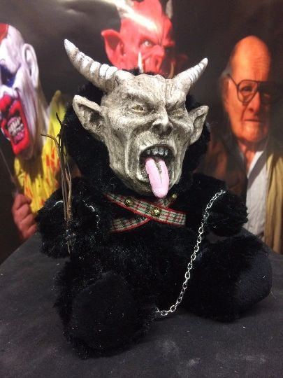 Krampus Deluxe Talking Doll