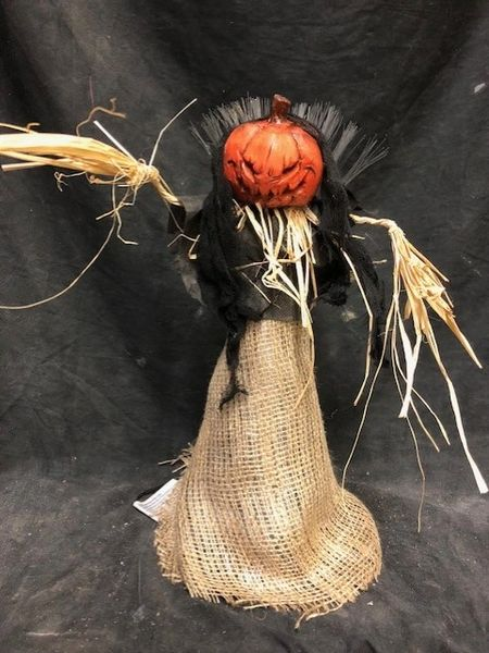 Tree Topper Scarecrow