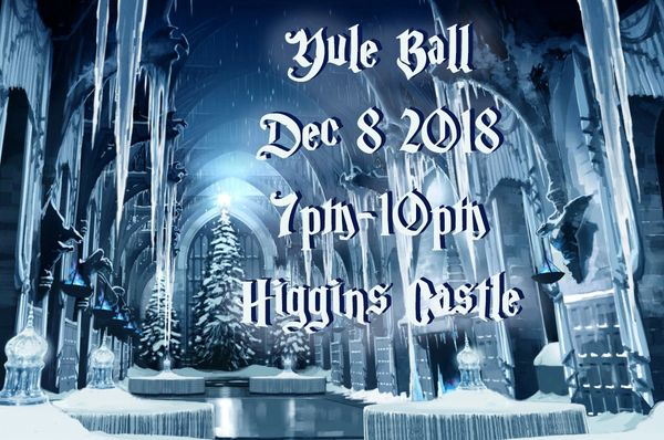 Admission - Yule Ball Tickets after the Wizards Market on December 8th - General Admission