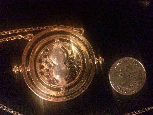 Necklace- Time Turner