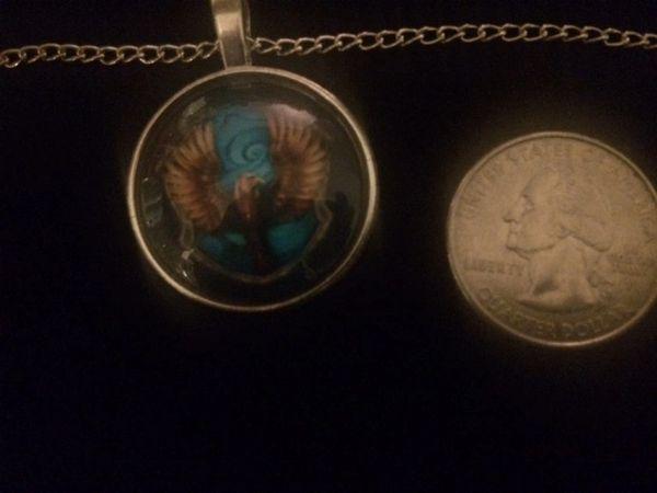Necklace - Corvus / Ravenclaw