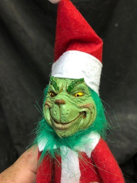 The Creeps- Mr Grinch
