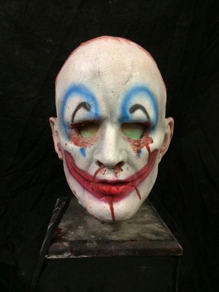 Skinned Face- Clown