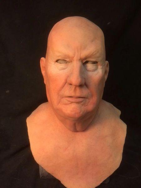 Bald Trump