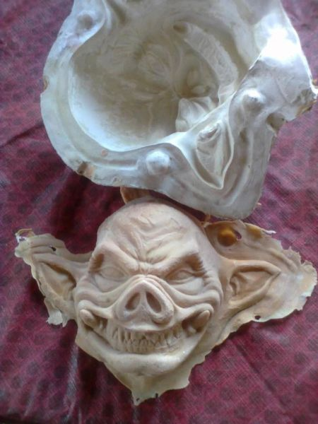 Latex Mask Making - 3 week course Sept 13, 20, 27, from 6:30pm – 8:00pm