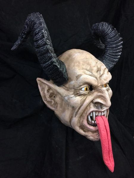 Krampus Deluxe Classic style Mask