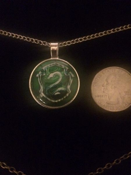 Necklace - Serpentus / Slytherin