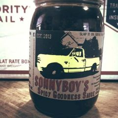 Sonnyboys Spicy Goodness Sauce