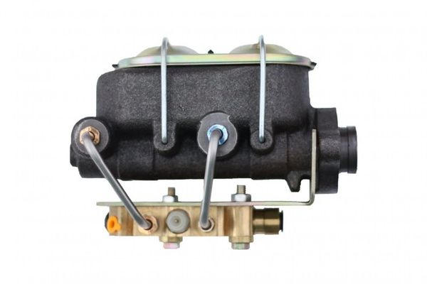 Master Cylinder Kit - 1-1/8 inch Bore left port with bottom mount