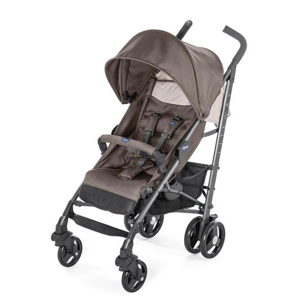 Chicco LiteWay 3 - 2018 collection