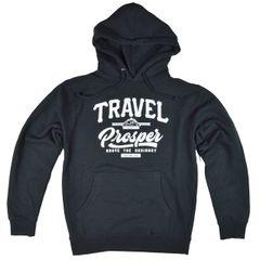Travel x Prosper Hoodie
