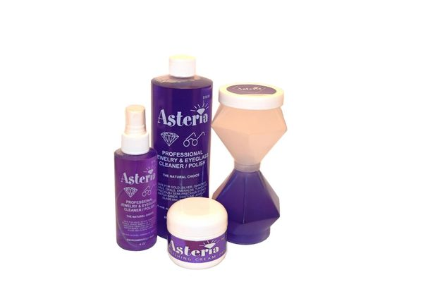 Asteria Jewelry Cleaner Deluxe Kit