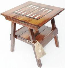 Backgammon Game Table Low Profile Table Design
