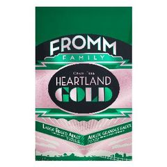 Fromm Gold Dog Dry Heartland Gold Grain Free Large Breed Adult 12#