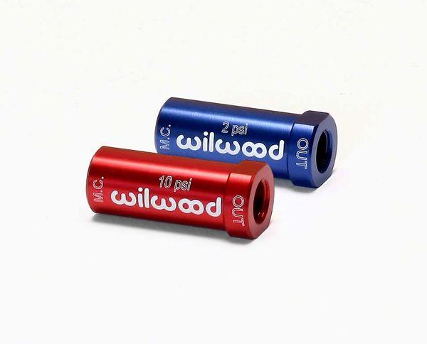 Wilwood Residual Valves