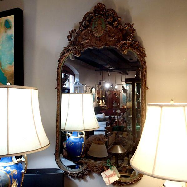 French Regency Revival Mirror