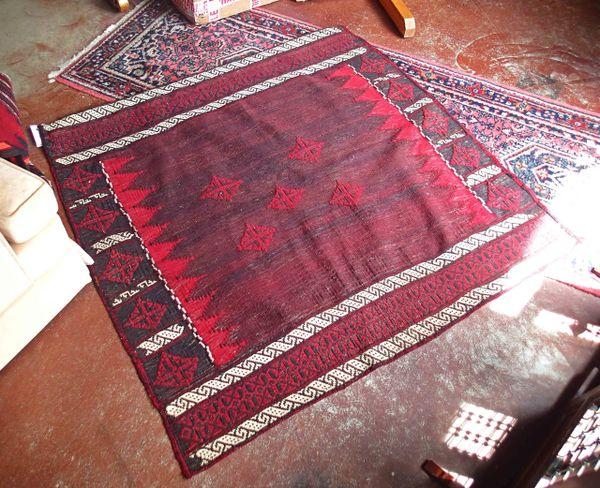 Iranian Floor Mat/Rug