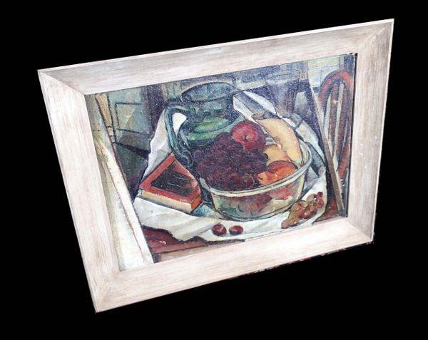 Framed Still Life by Clarence Holbrook Carter