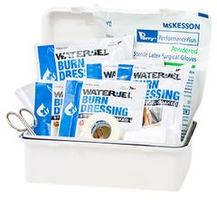 BURN KIT, HART/WATER-JEL, SMALL