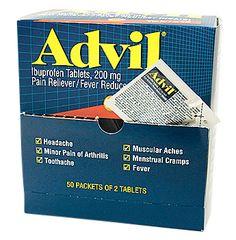 ADVIL 50/2'S