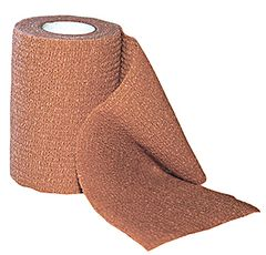 "COHERE-WRAP, TAN, 3""X5 YARDS, EACH"