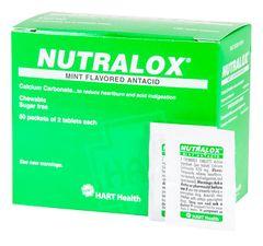 NUTRALOX MINT ANTACID 50/2S BOX