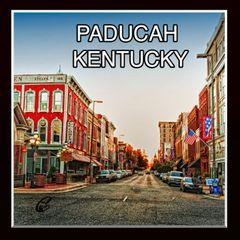 Downtown Paducah Kentucky
