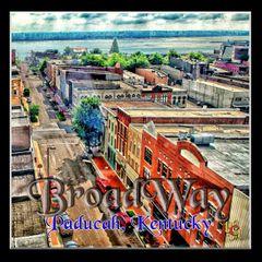 Broadway Paducah, Kentucky