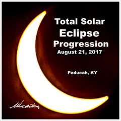 Total Solar Eclipse Progression #2 Paducah, KY