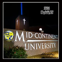 Coaster: Mid-Continent University 003, Mayfield, KY
