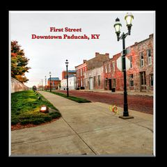 First Street Paducah Kentucky